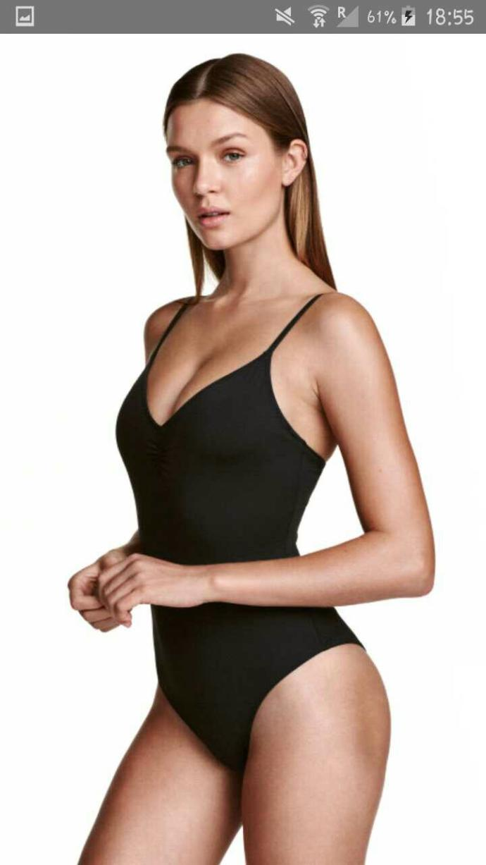 Which swimsuit would look best on me regarding my body type??