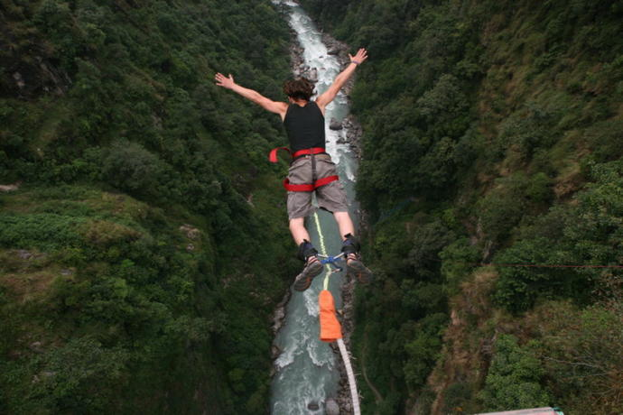 Would you ever try Bungee Jumping?