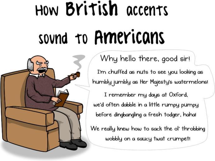 What's the Worst accent in the World to have?