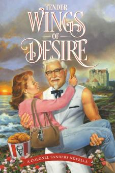 Will you be reading the new romance novel from KFC?