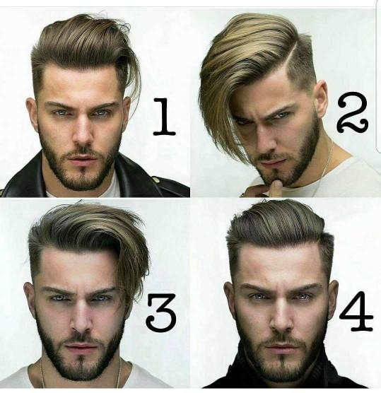 What's you're favorite hair style out of these four??