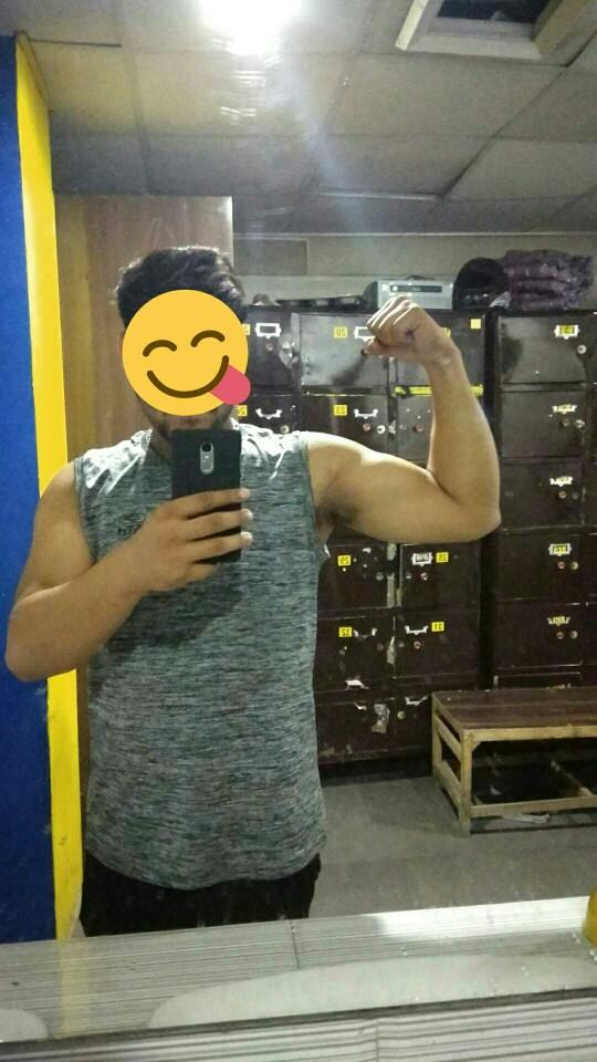 How does these arms look??