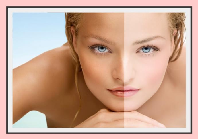 which is attractive to you: beach tan or pastey/pale white?
