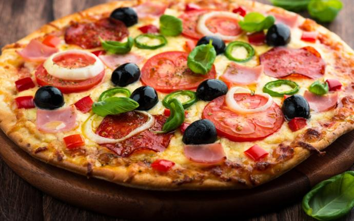 What is your favourite pizza topping?