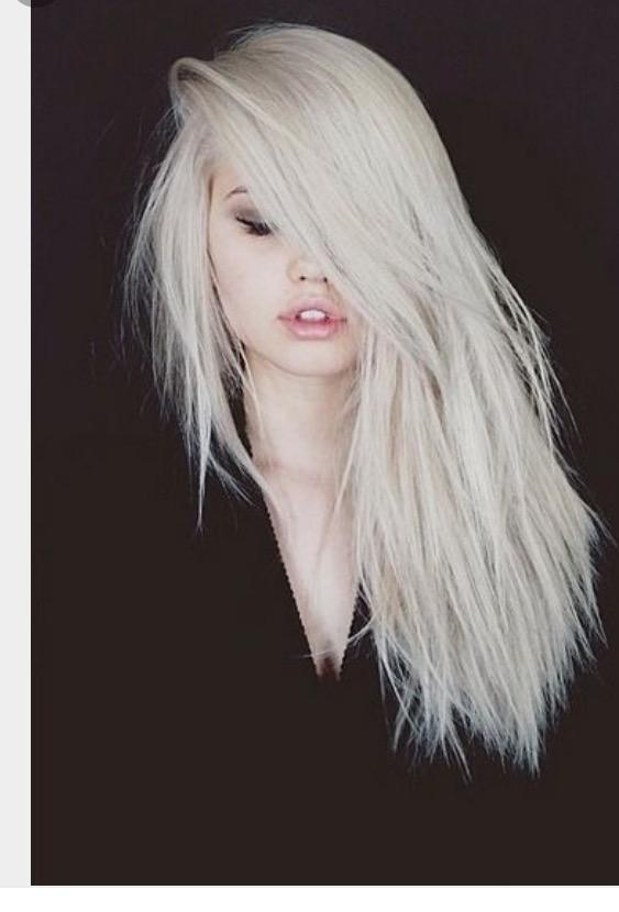 What do you think of white hair dye? - GirlsAskGuys