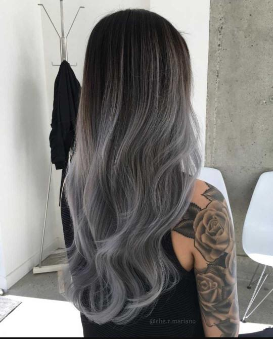What do guys think of this hair colour? <br />(girls opinions are welcome too)?