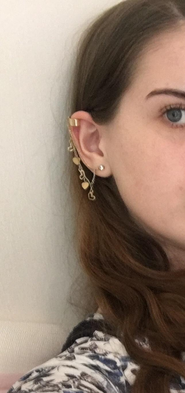 Ear piercings (updated)?