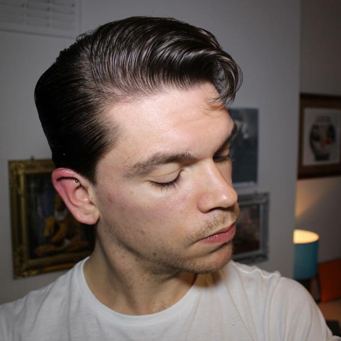 Greaser Hairstyle?