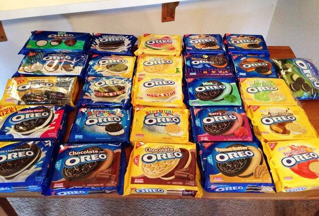 What's your favorite kind of Oreo?