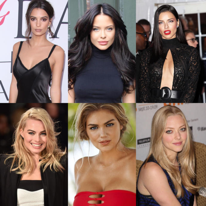 Which is hotter in your opinion, Brunnettes or Blonds ?