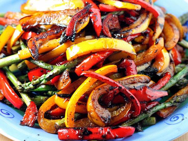 Does anybody else really like vegetables?