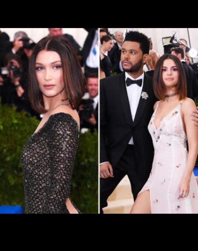 Do you ship Bella + the Weeknd more or the Weeknd & Selena more?