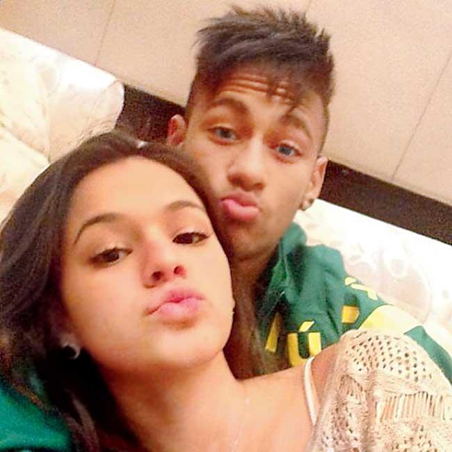 A Man Asks His Wife A Question About Their Son But Is: Light Brown Guy (Neymar) And Girlfriend Conceived White