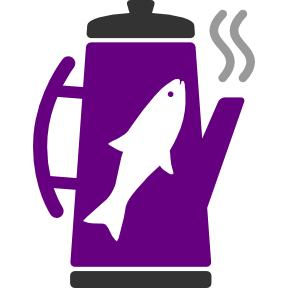 Coffee drinkers, how would you react if after you were served coffee at a restaurant, the waiter told you there was a fish in the percolator?