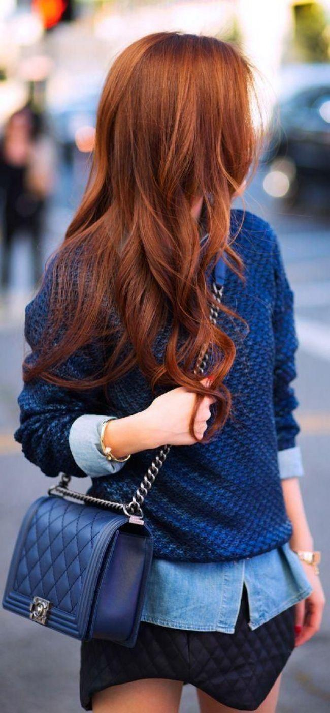 What do you think about this hair color?