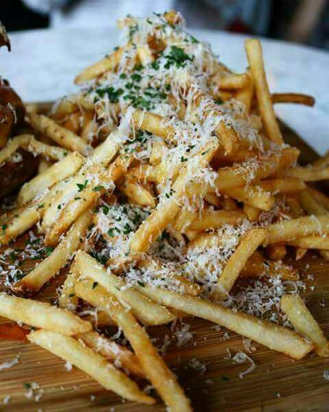 Which of these Gourmet French Fry Combinations look the most appetizing??
