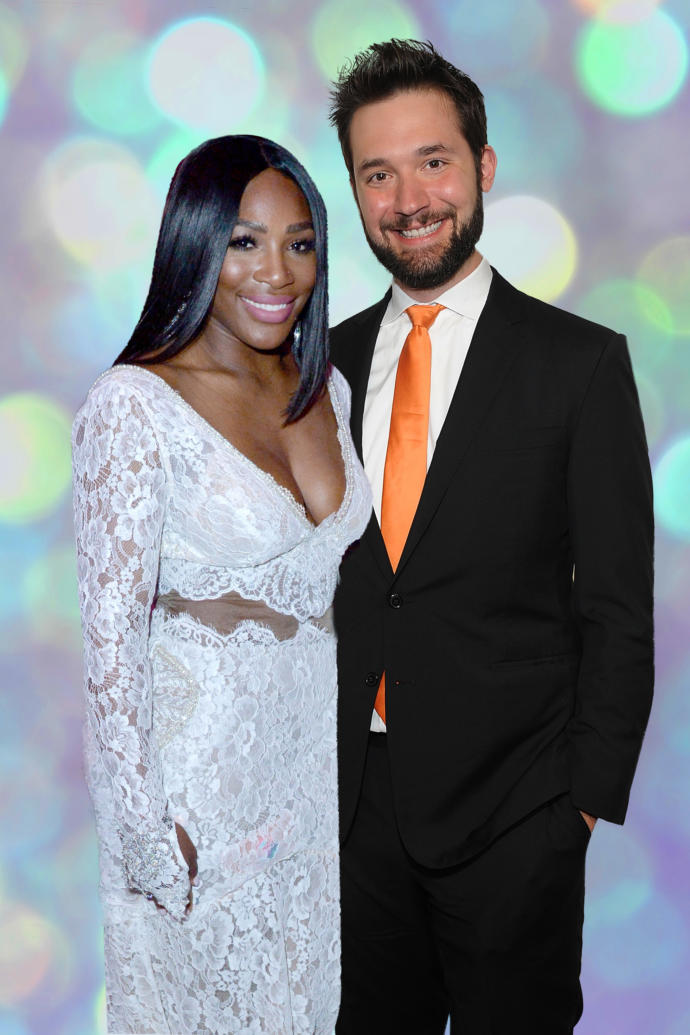 Do you guys find Serena Williams good looking?