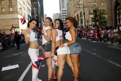 Big booty puerto rican women