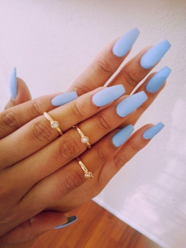 Do you get these kinds of acrylics? What's the point?