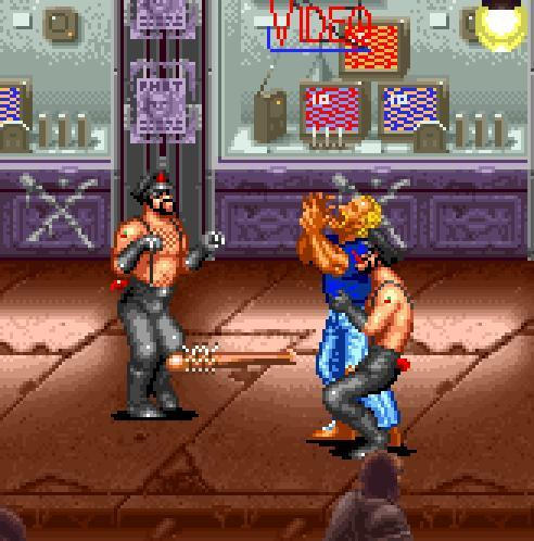 Do you remember side scrolling beat em' ups of the 80's and early 90's?