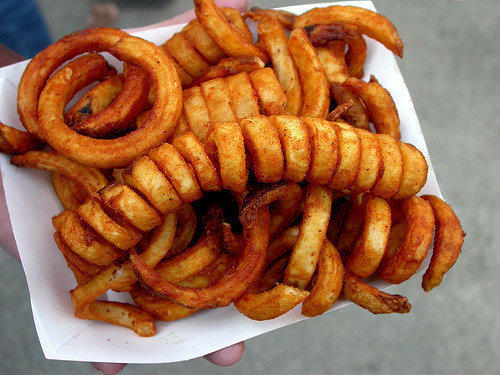 What French Fries do you guys prefer??