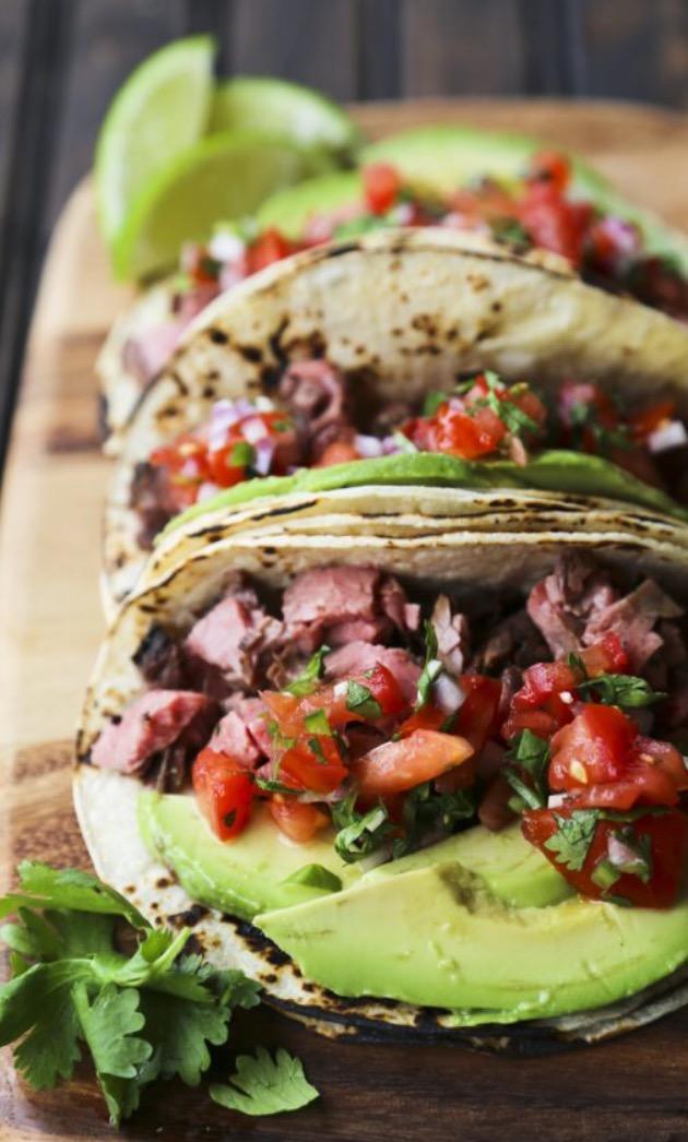 How do you like your tacos? 🌮?