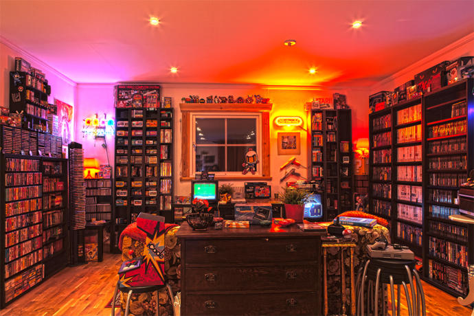 Girls, would you be ok with your man wanting to build a game room in wherever you were living together?