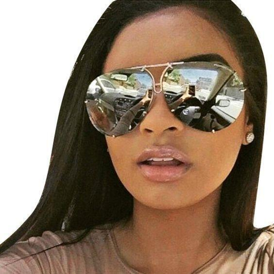 Why are more and more people wearing these type of sunglasses and what are they called ?