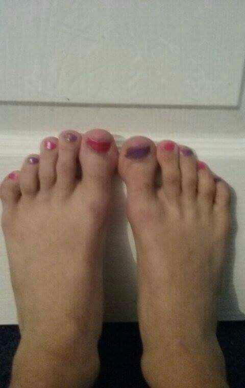 what do girls think about my toenails??