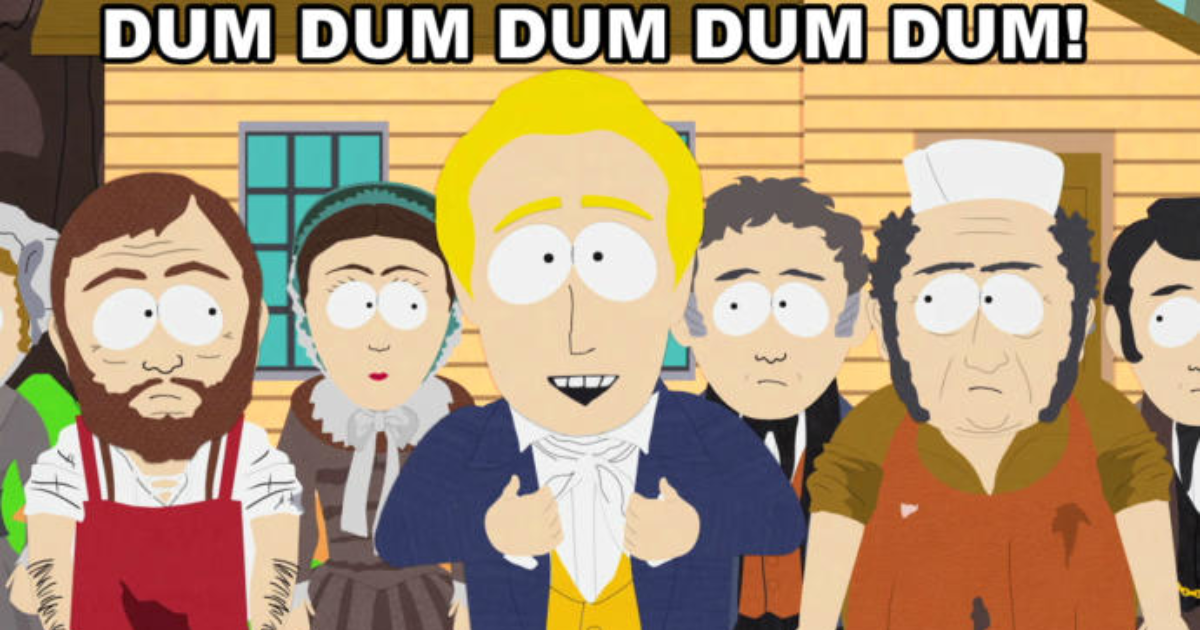 how accurate is south park scientology episode