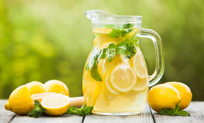 Dose anyone have any tips to improve lemonade to give it an extra kick of flavor?