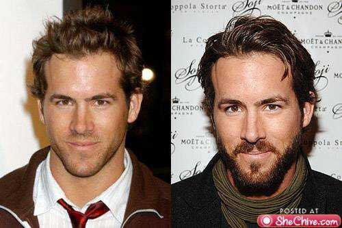 beard? or no beard??
