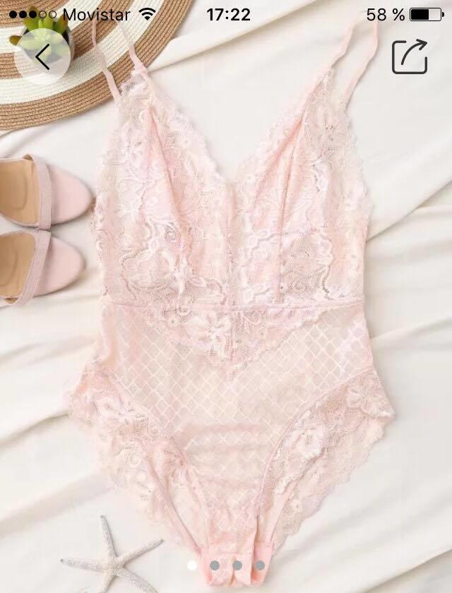 Do you think this looks like lingerie?