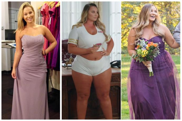 Would you leave your wife if she went from thin to fat?