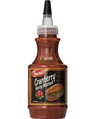 Have you ever had Cranberry honey mustard before?