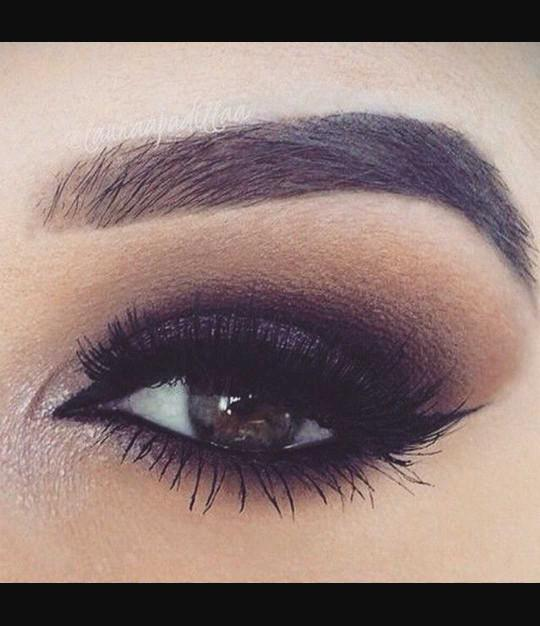 What eye makeup do you prefer on girls??
