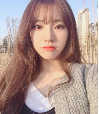 What Do You Think Of See Throughkorean Bangs Girlsaskguys