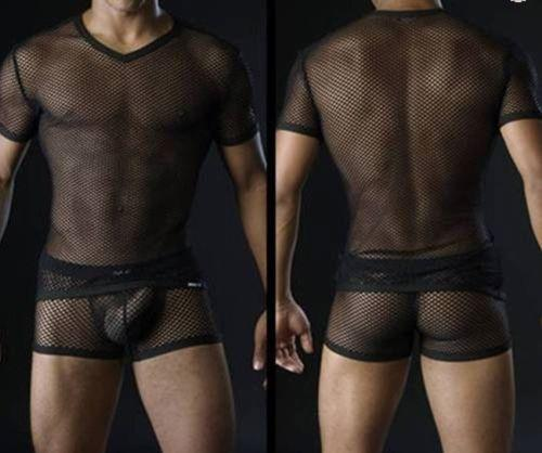 Girls, what do you think of men's lingerie?
