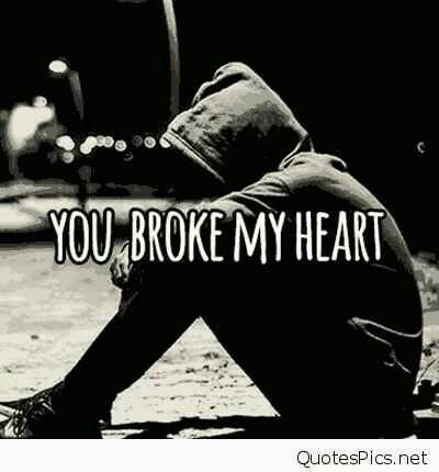 How to mend a broken heart 💔💔?