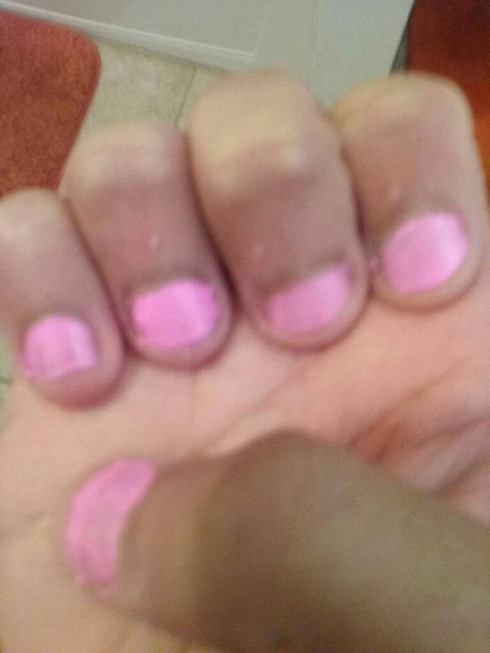 comment yes if you​ think fake fingernails/ toenails would look cute on me.?