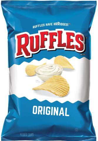 Doritos or Ruffles?