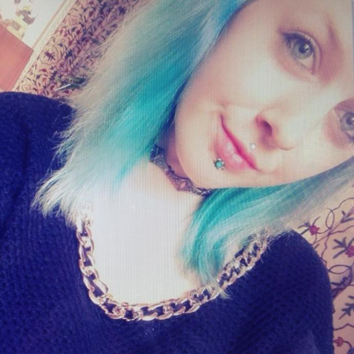 Girls, Opinions: would I look good with these lip piercings?