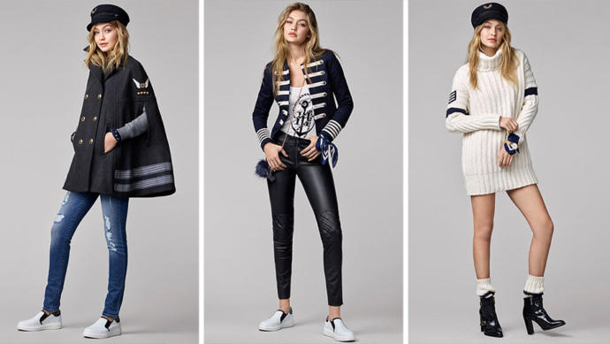 What do you think of Gigi Hadid's Tommy Hilfiger collection?