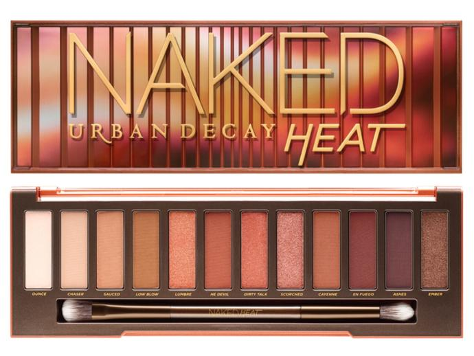 Any one else looking forward to the Naked Heat palette?