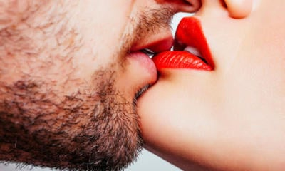 What Does It Mean When A Guy Bites Your Bottom Lip When Kissing