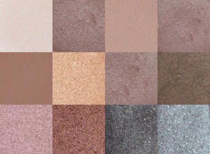 Which one of these eyeshadow palettes would you rather own?