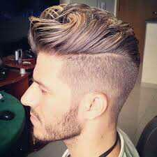 Hair highlights for men, yes or no?