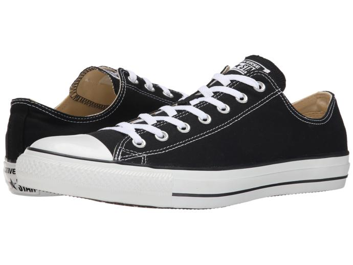 Converse OX or Vans Old School for a boy?