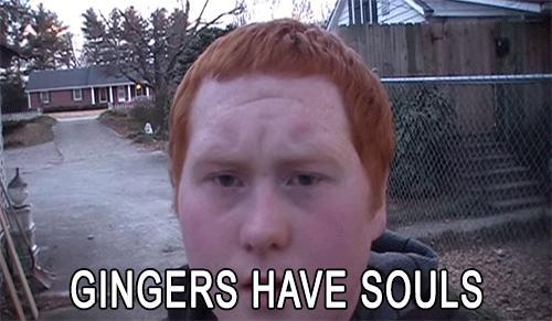 Do you think national kick a Ginger day is wrong and that it's a bad holiday it is celebrated on June 20th?