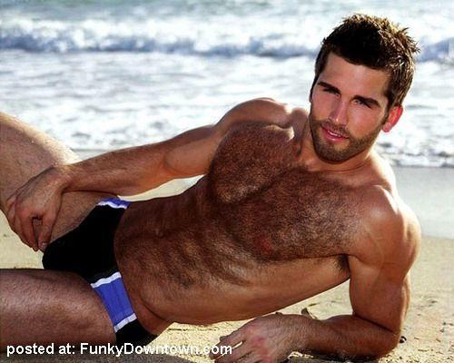 Do you like hairy men?